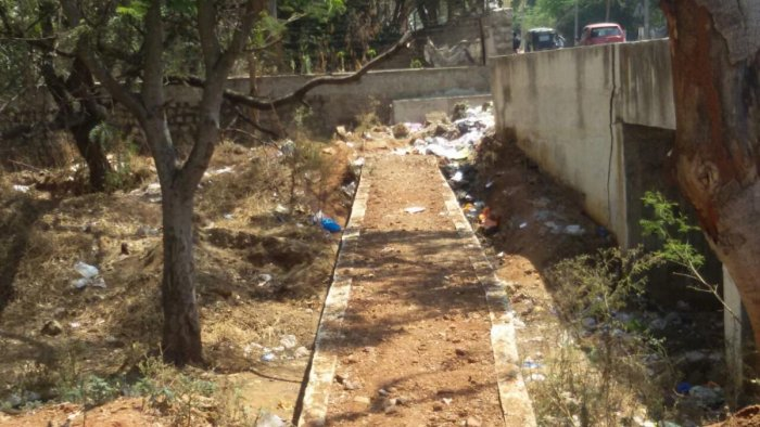 No end to garbage woes for Bogadi residents