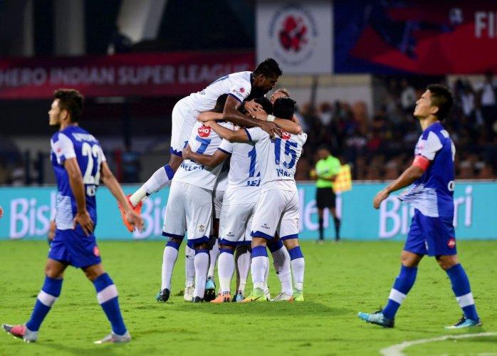 Heart-break for Bengaluru FC