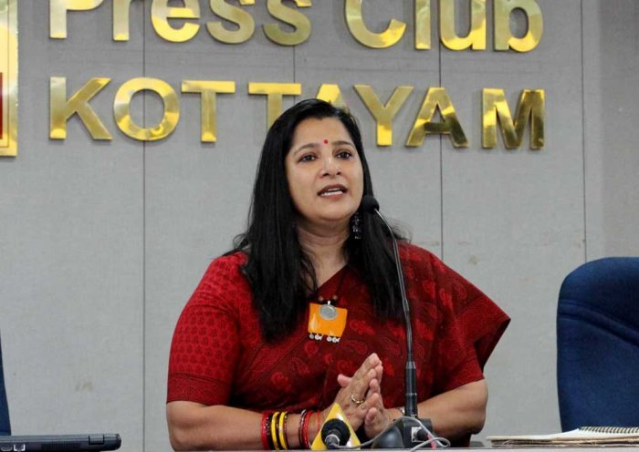 MP's wife alleges harassment in memoir, MLA's son wants name cleared