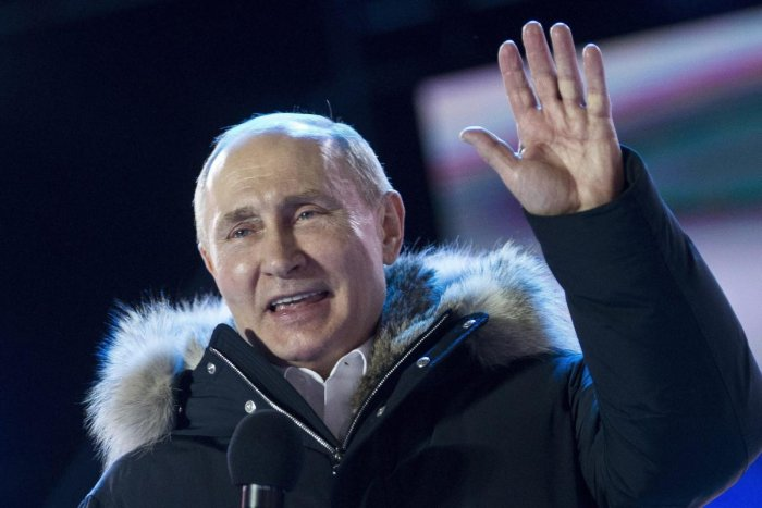 Russia will remain 'difficult partner' after Putin re-election: Germany
