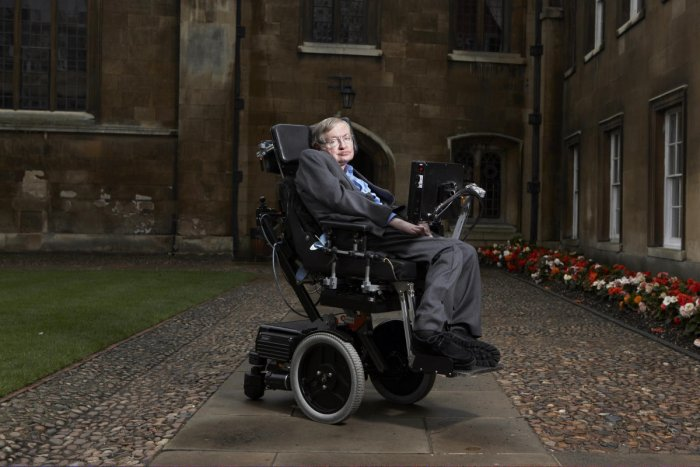 A brief history of Stephen Hawking's work