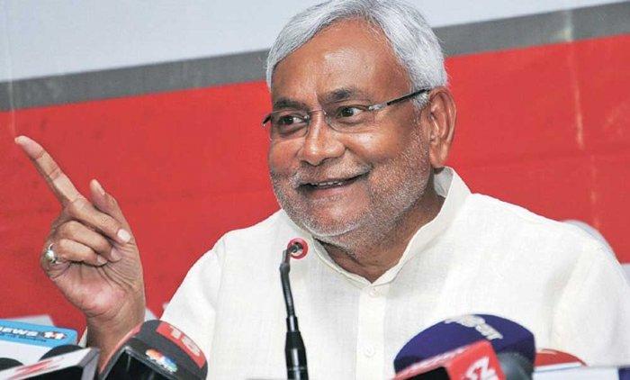 Nitish backs Paswan's stand on BJP allies