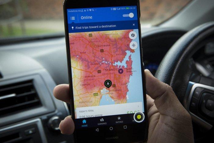 Uber's new rival in Australia: Ola