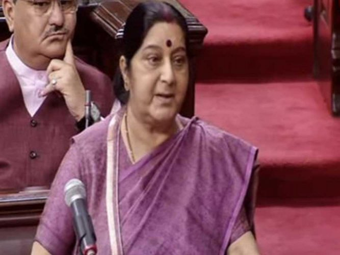 39 missing Indians in Iraq dead confirms Sushma Swaraj