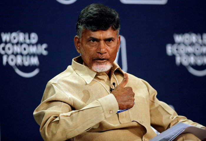 Impress on opposition parties need to bring no trust motion: Chandrababu Naidu
