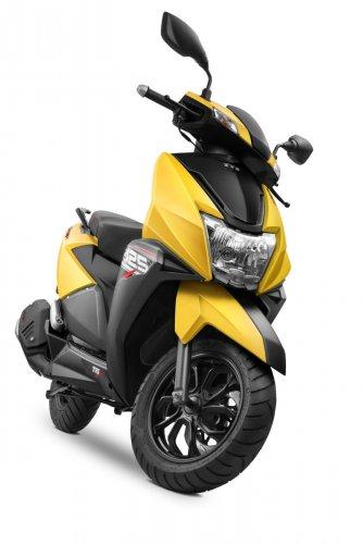 NTORQ: When stylish scooterisation rides with smart digitisation
