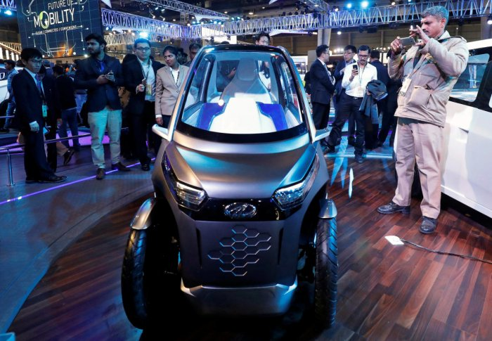 Mahindra, Ford agree to co-develop SUVs, EVs