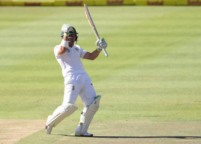 Aussie late burst rattles South Africa