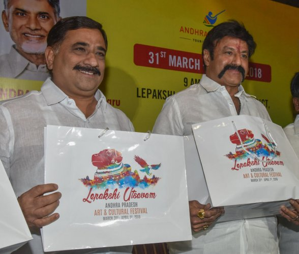Cultural extravaganza to mark Lepakshi festival from March 31