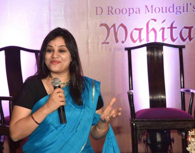 Namma Bengaluru Foundation denies offering award to IPS officer Roopa