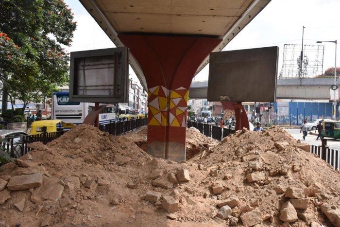Metro defers demolition of Jayadeva Circle flyover