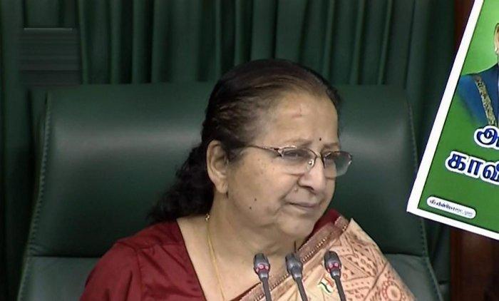 Speaker meets parties to break logjam in Lok Sabha
