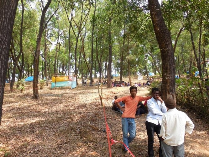 Clearing of encroachment postponed due to lack of staff
