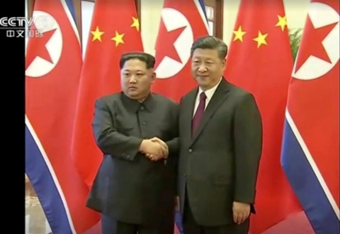 Kim Jong Un says visit to China is his 'solemn duty'