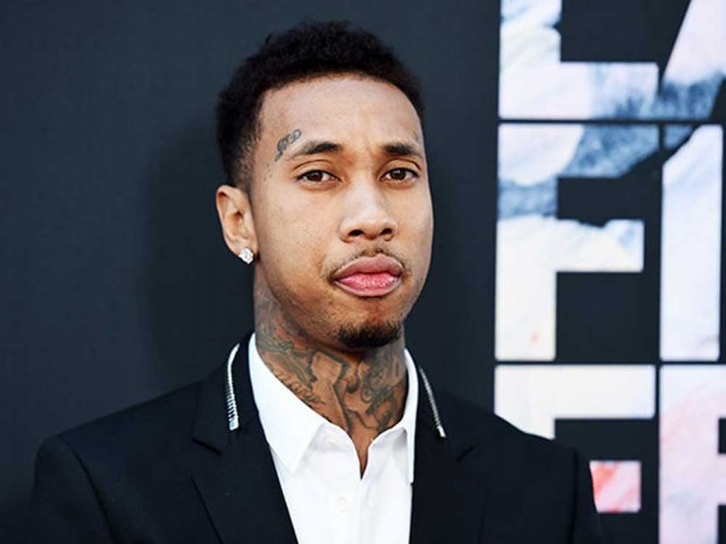 American hip hop star Tyga to perform in Delhi next month