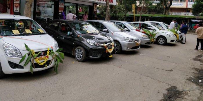 Namma TYGR taking on Ola and Uber? Not so soon