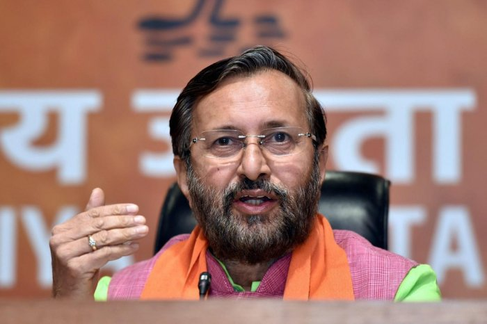 New foolproof system from Monday to check paper leak: Javadekar