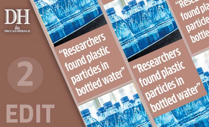 A hazard, even in bottled water