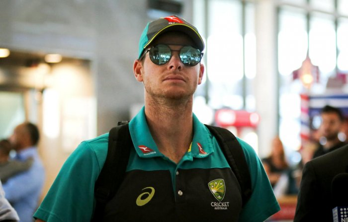 Referee warned about Smith, Warner in 2016: report