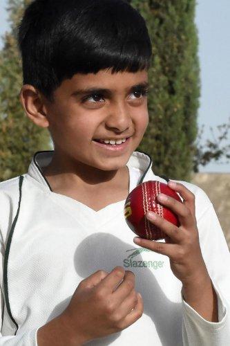Cricketing kids turn social media sensations in Pak