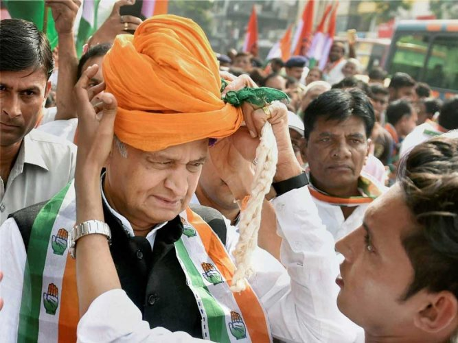 Key AICC post for Gehlot, breather for Pilot as Team Rahul takes shape