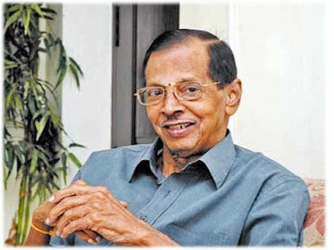 Veteran film director Rajendran passes away