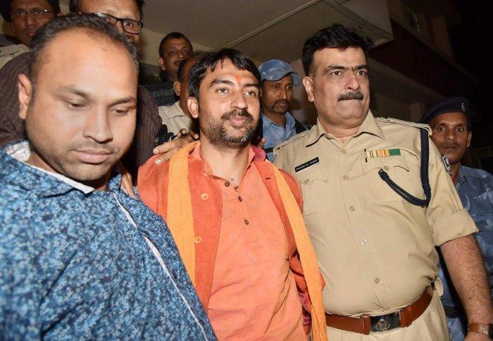 Bhagalpur riots: Union min's son arrested, remanded to judicial custody