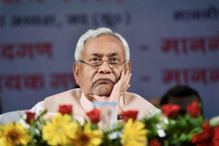 With combative BJP as ally, Nitish in a catch-22 situation
