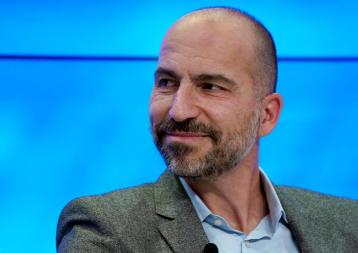 India one of our healthiest markets, says Uber CEO