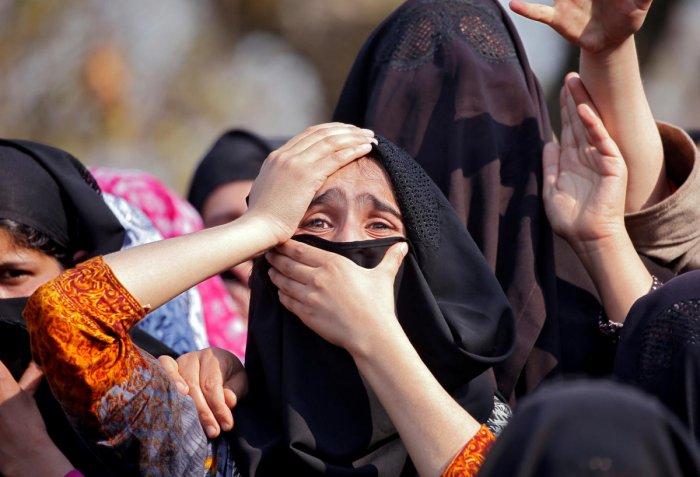 13 ultras, four civilians killed in Kashmir encounters
