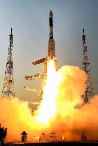 GSAT-6A goes off Isro radar