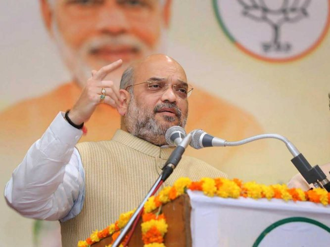 BJP President Amit Shah's tour tentatively rescheduled