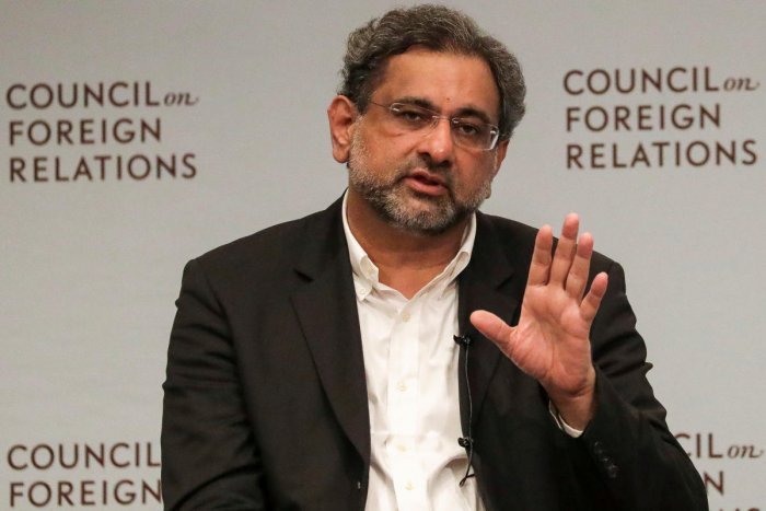 Pak PM accuses India of launching 'brutal crackdown' in Kashmir