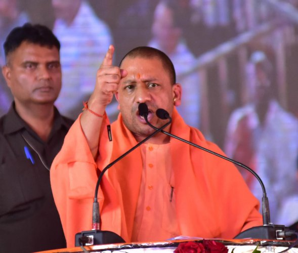 UP CM appeals to people to maintain law and order