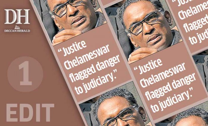 Threat to judiciary's independence