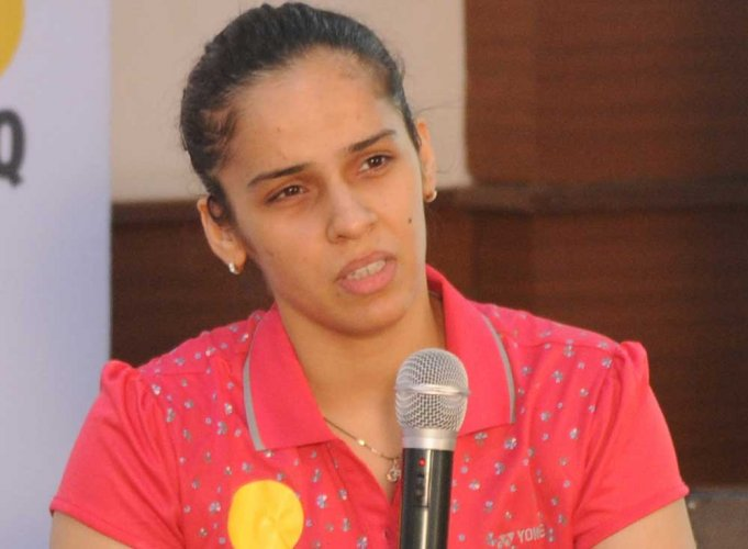 Her father denied access, Saina Nehwal hits out