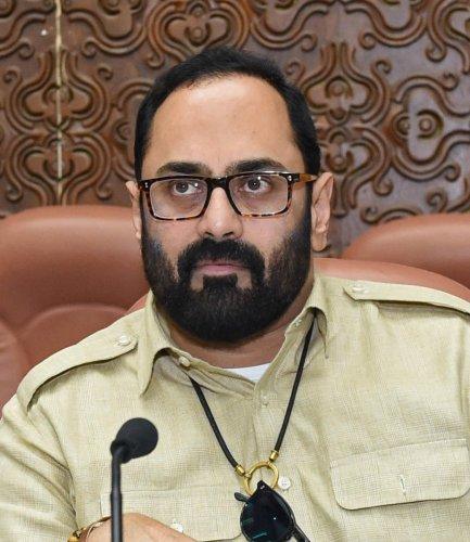 Rajeev Chandrasekhar quits as Republic TV director