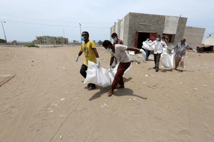 'Several children' among Yemen Hodeida strike dead: UN