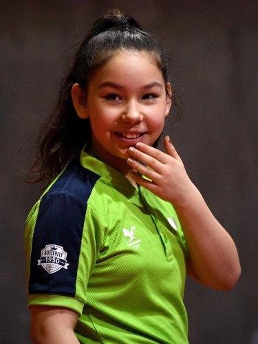 Welsh table tennis whiz-kid eyes Games history