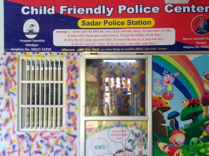 Rajasthan gets its first child-friendly police station