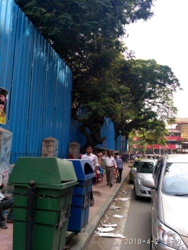 Heritage 'Janatha Bazaar' building under demolition shadow