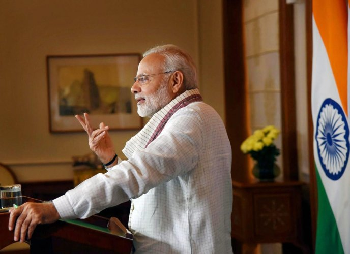No other government honoured Ambedkar as we did: PM Modi
