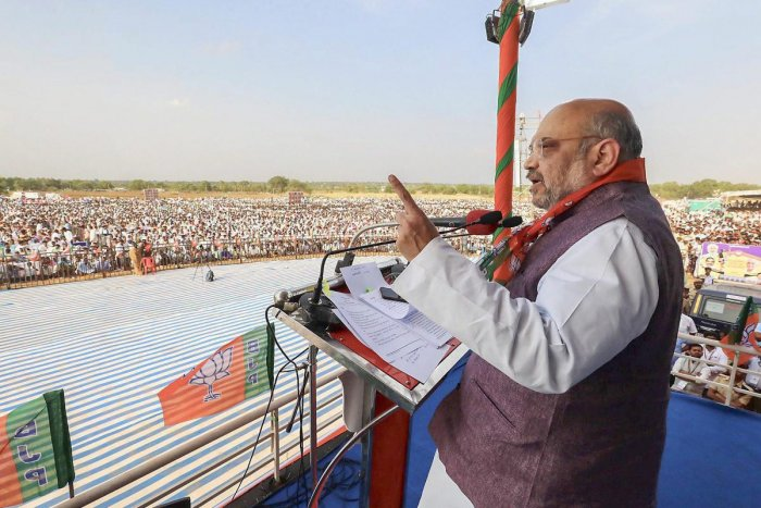 BJP will neither abolish quota nor allow anyone to do so: Shah