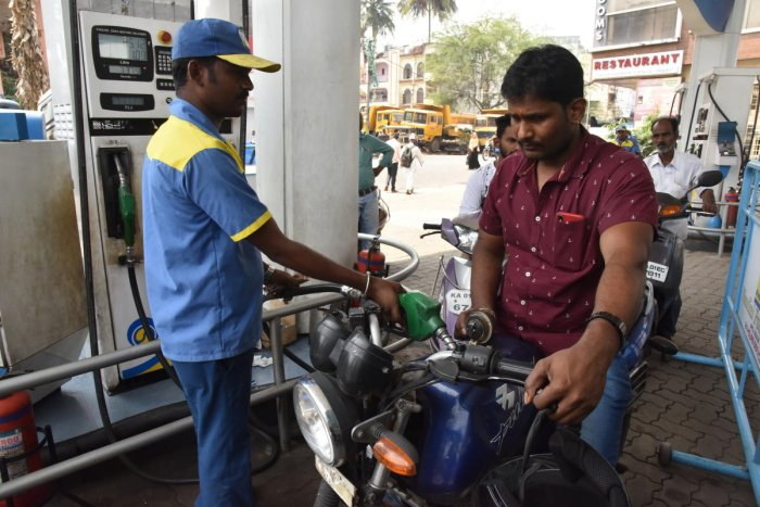 Measures accurate ?at city petrol pumps ?
