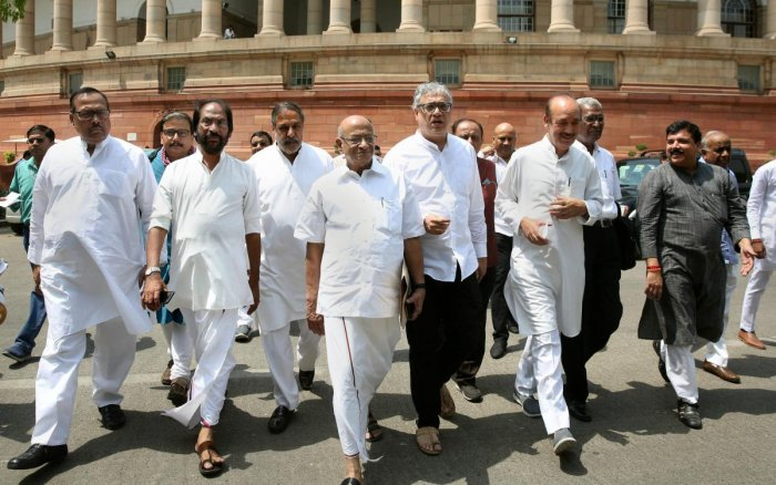 Budget Session headed for washout