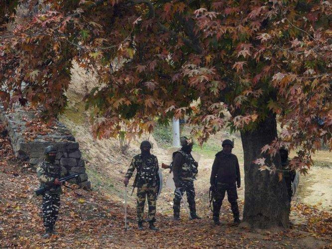 2 CRPF men mowed down by force vehicle amid stone pelting