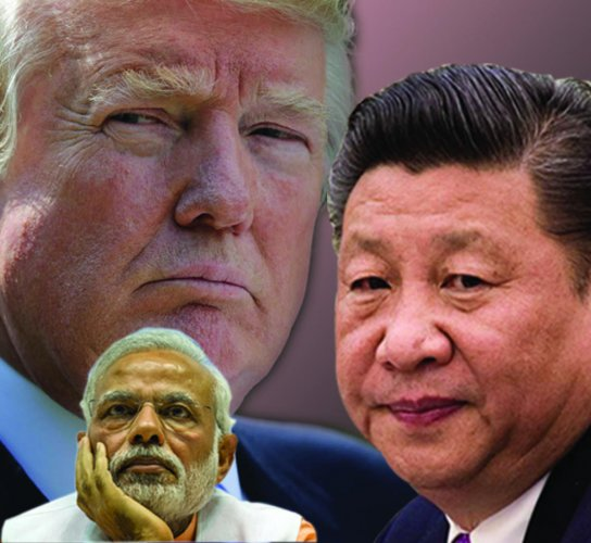 Sino-US trade war is bad news for India