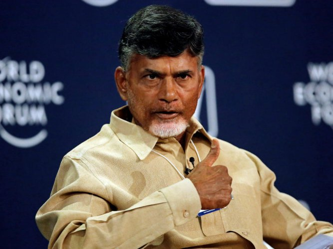 Chandrababu Naidu upset at Centre's game plan