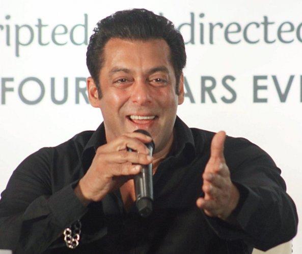 Salman Khan: controversy's favourite child