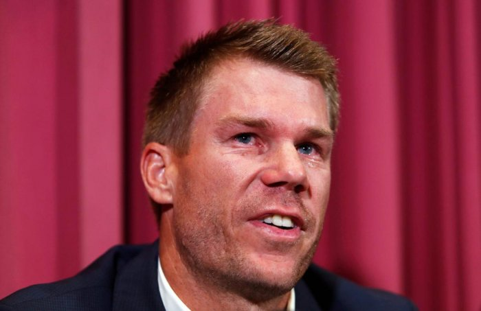 Warner accepts ban